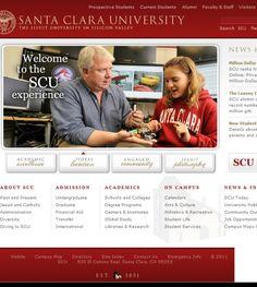 Santa Clara University 500 El Camino Real Santa Clara CA 95050 - Colleges & Universities