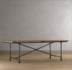 center table w/ painted metal, love against the dark background (collapsible, traveling circus table)****