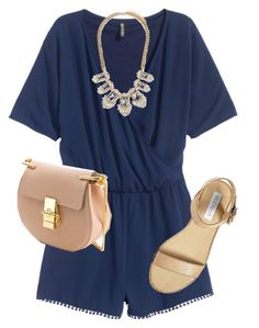 """""""#207 Spring Fling"""" by ultimateprep ❤ liked on Polyvore featuring Steve Madden, Forever 21 and Chloé"""
