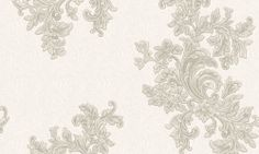 Tapet vinil gri crem floral 7910 Cristina Masi Lei Tapestry, Flooring, Abstract, Interior, Floral, Collection, Design, Home Decor, Christians