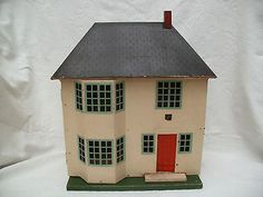 Antique Vintage Dolls House ~ Tri ang ?  Style