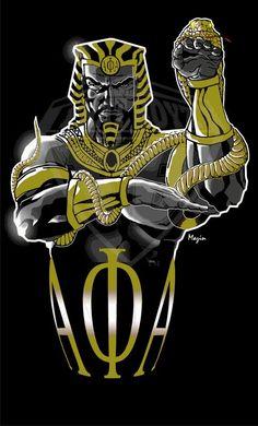 Alpha Phi Alpha Paraphernalia, Alpha Man, Egypt Art, Brotherly Love, Sorority And Fraternity, Greek Life, Cake Templates, Frozen, African