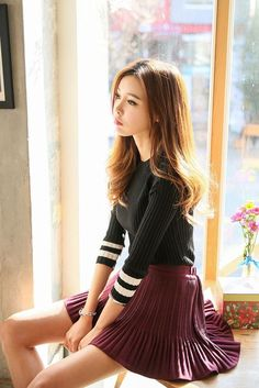 nice Korean Fashion ♥... by http://www.redfashiontrends.us/korean-fashion/korean-fashion/
