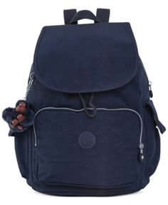 Kipling Ravier Backpack - Blue