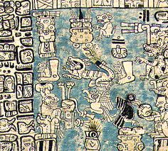 The Mayan Codices.