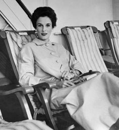 Babe Paley...I definitely think she was Capote's inspiration for Holly Golightly.