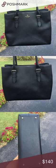 NEW! Kate Spade purse This purse was a gift to my mom and it was too big for her, she gave it to me and it was too big for what I need too! This purse has only been carried a handful of times, it is still brand new! kate spade Bags Shoulder Bags