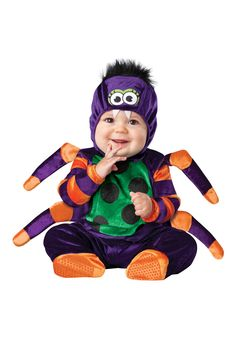Itsy Bitsy Spider Costume, Infants & Toddlers Fancy Dress - Halloween Costumes at Escapade™ UK - Escapade Fancy Dress on Twitter: @Escapade_UK