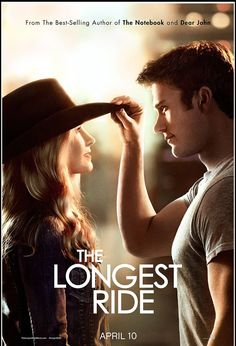 Watch The Longest Ride Online Directed by George Tillman Jr., The Longest Ride is romantic movie which is based on Nicholas Sparks' novel of the same name, staring Britt Robertson as Sophia Danko, Scott Eastwood as Luke Collins. Scott Eastwood, Series Movies, Hd Movies, Movies Online, Movies And Tv Shows, Watch Movies, 2015 Movies, Netflix Online, Latest Movies