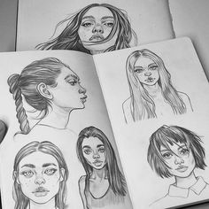 Few little sketches! Sorry for the lack of content, I was away for a pre-holiday break and packing orders has been taking ages! I am super grateful for all the support! Thank youuuu!