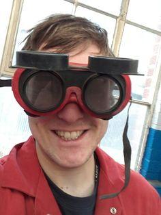 Amazing goggles