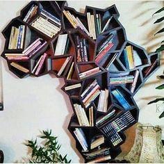 Africa Bookshelf