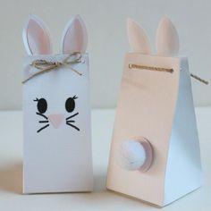 Tutorial caja de Pascua