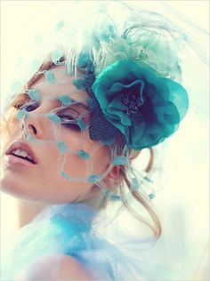 outrageous millinery designs from Leah C. Millinery