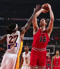 Sports News: Gasol, Mirotic show what Bulls got by losing Booze...