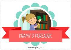 Nasze reguły - Dbamy o porządek - Printoteka.pl