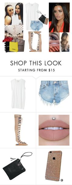 """""""✖️💋GIA💋✖️ Say You're Just A Friend ✖️Read Description✖️"""" by thenxtdiva ❤ liked on Polyvore featuring 3.1 Phillip Lim, OneTeaspoon, Jeffrey Campbell, Sephora Collection and Handle"""
