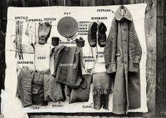 Eerste Wereldoorlog, uitrusting