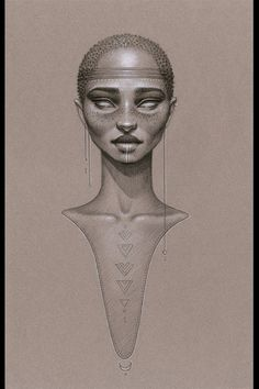 MoonDust is Sarah Golish's ode to Afrofuturism and natural hair