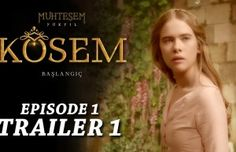 Magnificent Century Kosem Episode 1. Trailer 1.English Subtitles