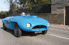 Peugeot 203 Barbier 1954.