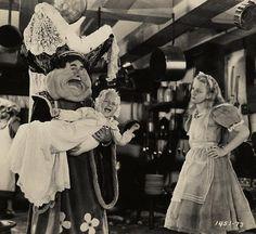 """Alice in Wonderland"" 1933"