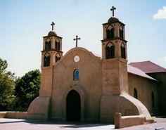 San Miguel Catholic Church, Socorro NM.