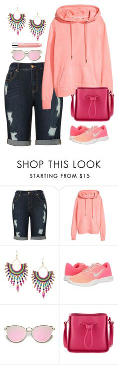 """""""Concert In The Park"""" by naviaux ❤ liked on Polyvore featuring Melissa McCarthy Seven7, Panacea, NIKE, 3.1 Phillip Lim and Clinique"""