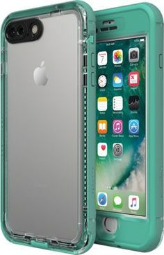 LifeProof NÜÜD Case for iPhone 7 Plus, Turquoise
