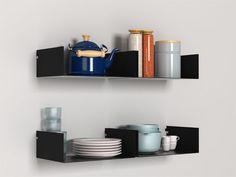 Moni Shelf Is One Awesome Minimal Yet Customizable Shelf