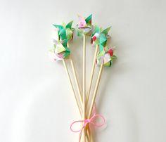 Paper Flowers Bouquet Diy