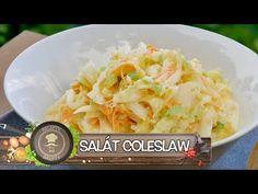 SALÁT COLESLAW! POZOR! HOLANDSKÁ HVĚZDA PADÁ PŘÍMO NA VÁŠ STŮL! - YouTube Korn, Coleslaw, Cabbage, Vegetables, Youtube, Kitchens, Drinks, Coleslaw Salad, Cabbages