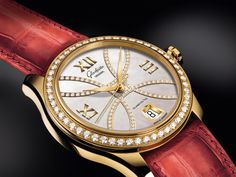 The Glashutte lady collection