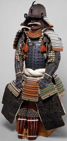 Armadura del maestro Bamen Tomotsugu de Toyohara, Echizen - Siglo XVIII