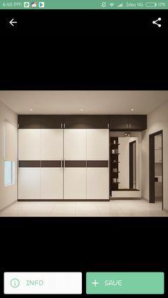 Wardrobe Design Bedroom, Contemporary Interior Design, Garage Doors, Outdoor Decor, Home Decor, Decoration Home, Room Decor, Home Interior Design, Carriage Doors