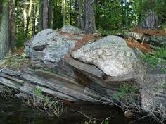 slate layers in rock - Google Search