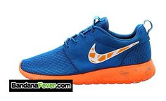 Nike Roshe Run Mens Blue Hero