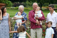 Prince Vincent and Princess Josephine of Denmark turn four - Photo 5 | Celebrity news in hellomagazine.com
