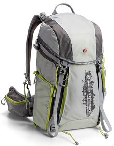 Manfrotto MB OR-BP-30GY Off Road Hiker Backpack, 30L (Grey) ^^ Amazing product just a click away  : Backpacks for hiking
