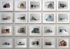 Amazing Miniature Abandoned Buildings inspired by Photographs   Urban Ghosts  