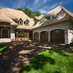 3 Car Garage Design, Pictures, Remodel, Decor and Ideas