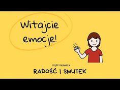 Witajcie emocje - YouTube Family Guy, Comics, School, Fictional Characters, Youtube, Therapy, Deutsch, Cartoons
