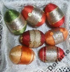 Pisanki Wielkanocne Hand made - Rękodzieło! Handmade, Hand Made, Handarbeit
