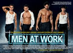 @Kelly Campanile we should have these men at work :)