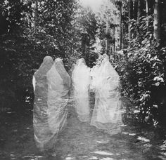 ghosts - indeed we have them