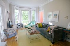 Molly's Coloring Book Modern Apartment House Tour