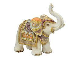 Adorno Elefante Goyan Ganesha, Animal Sculptures, Lion Sculpture, India Decor, Merry Go Round, Elephant Gifts, Home Crafts, Mosaic, Mandala