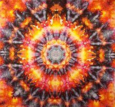 #tiedye #tapestry #wallhanging #trippy #boho #bohostyle #art #red #black  #psychedelic #trippy #boho #hippy #gratefuldead