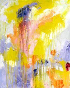 """""""Aura"""" oil on canvas"""