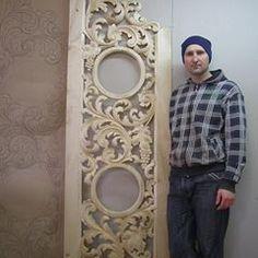 『AHMAD ALHAJ IBRAHIM』 (@ahmad_alhaj_ibrahim) • Instagram photos and videos Craft Wood Pieces, Wood Sculpture, Wood Crafts, Photo And Video, Mirror, Videos, Photos, Instagram, Home Decor